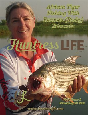 Huntress Life March April 2015