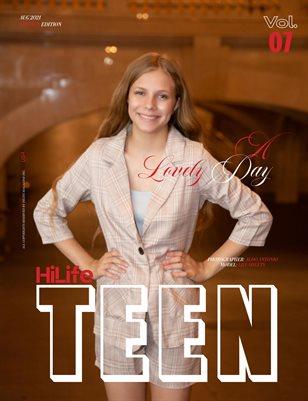 Teen HiLife Magazine Vol-7