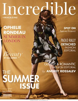 Incredible Magazine - August2016