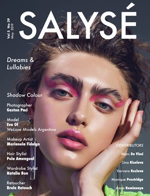 SALYSÉ Magazine | Vol 5 No 39 | MAY 2019 |