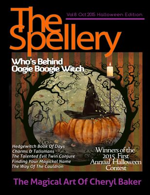 The Spellery Oct 2015