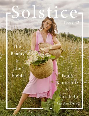 Solstice Magazine: Issue 43