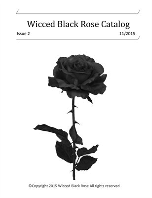 Wicced Black Rose