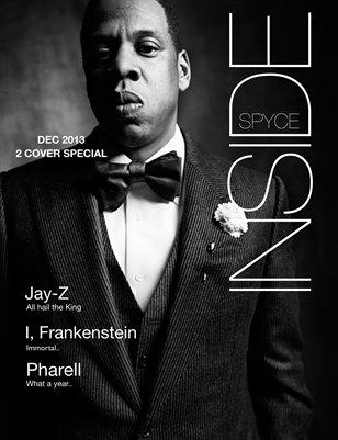 INSIDEspyce 12-2013 - Jay Z