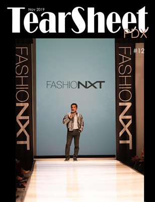 TearSheet PDX - November 2019 - Issue 12 - ELECTRONIC EDITION