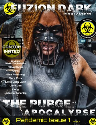 Fuzion Dark Pandemic Lana Lee Issue 1 Cover 1