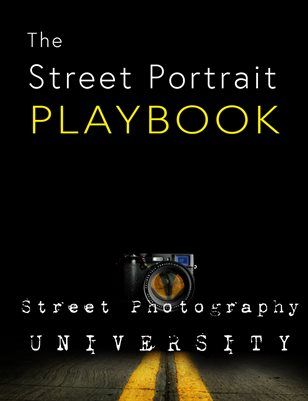 Street Portrait Playbook