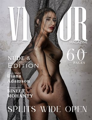 NUDE & Boudoir Edition Issue 5