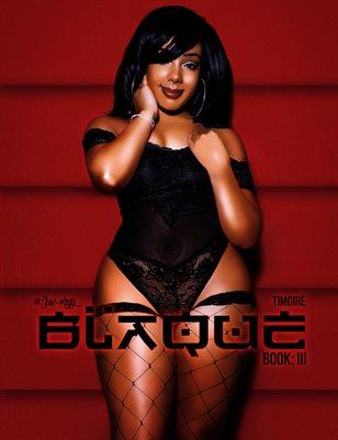 BLAQUE:BOOK 3 (TIMOIRE COVER)