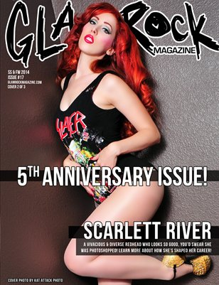 5th Anniversary Issue 17 with Scarlett River Cover 2 of 3