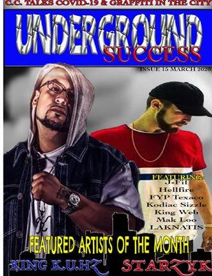 Underground Success Issue 15