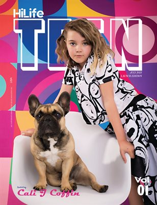 Teen HiLife Magazine Vol-1