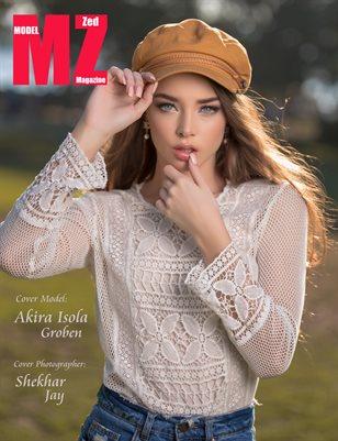 Model Zed Magazine June 2018 Issue