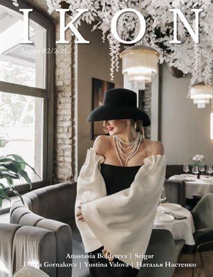 IKON Magazine (August #2/2021)