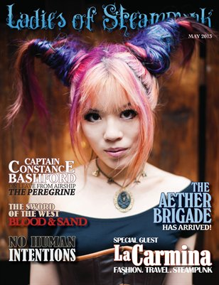 Ladies of Steampunk Magazine: Volume 1, Issue 5
