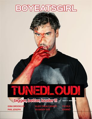 TunedLoud Magazine March 2017