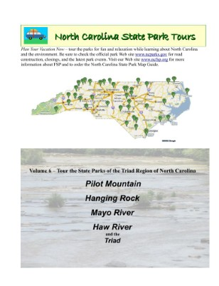 TR North Carolina State Park Tour
