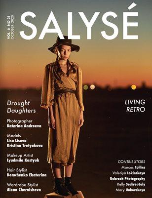 SALYSÉ Magazine | Vol 6 No 31 | OCTOBER 2020 |