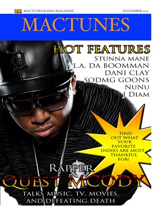 MACTUNES MAGAZINE November 2011