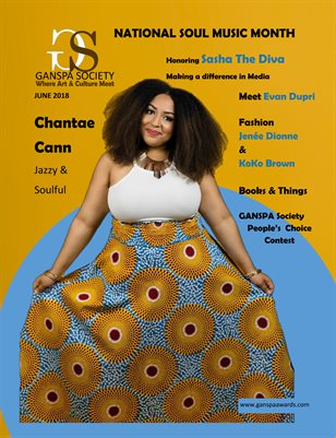 GANSPA Society Magazine June 2018