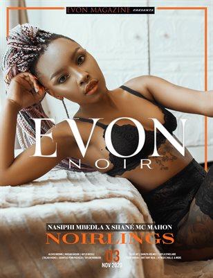 EVON NOIR Issue 03