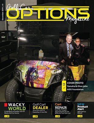 Golf Car Options Magazine - December 2019