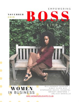 Empowering Boss Life | November 2018 | Issue 2