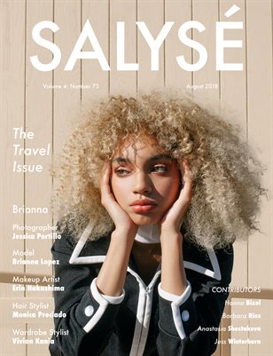 SALYSÉ Magazine | Vol 4 : No 73 | August 2018
