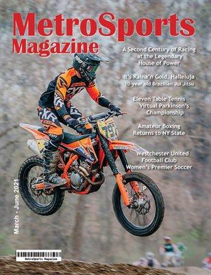 MetroSports Magazine Mar-Jun 2021