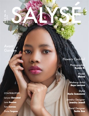 SALYSÉ Magazine | Vol 5 No 75 | JULY 2019 |