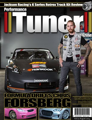 Performance Tuner Magazine Volume 11 August 2014