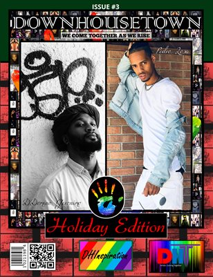 DownhouseTown Holiday Edition Issue #3