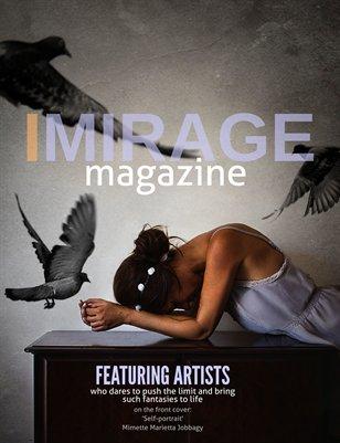 """IMIRAGEmagazine """"I SURREAL"""" issue"""