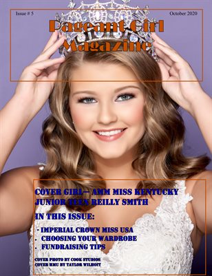 Pageant Girl Magazine Issue 5
