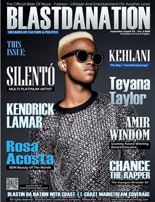 Blastdanation Magazine September 2017