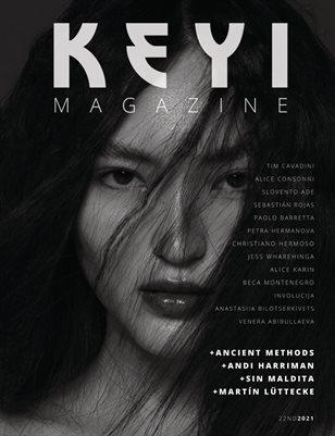 KEYI Magazine 22nd Issue --