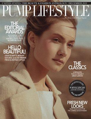 PUMP Magazine | Beauty & Fashion Anthology | December 2019 | Vol. 3