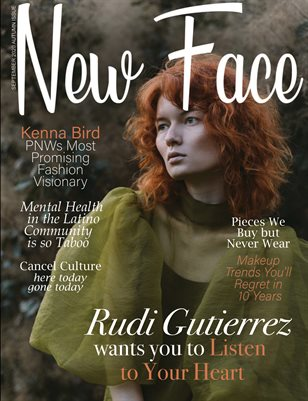 New Face Magazine - Issue 44, September '20
