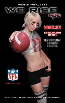 We Rise Mag Sept. Football Issue 2012 #15
