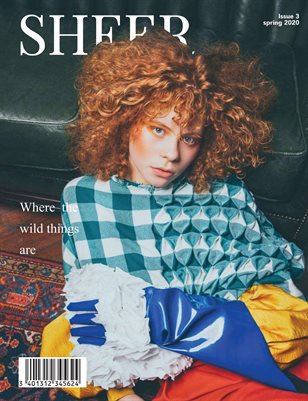 SHEER Magazine - Volume 3