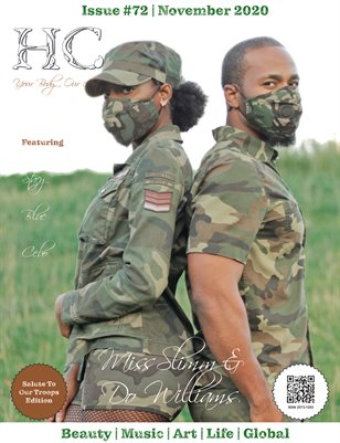 Issue #72 - Miss Slimm & Do Williams / Stacy