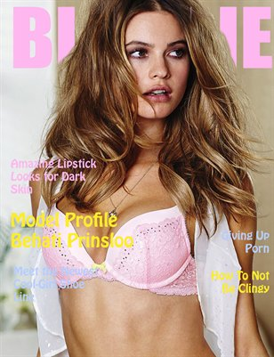 Blondie Magazine - March 2015