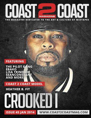 Coast 2 Coast Magazine Issue #45
