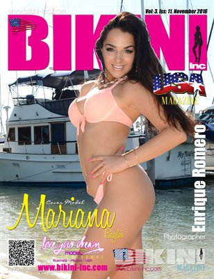 Bikini Inc USA - November 2016