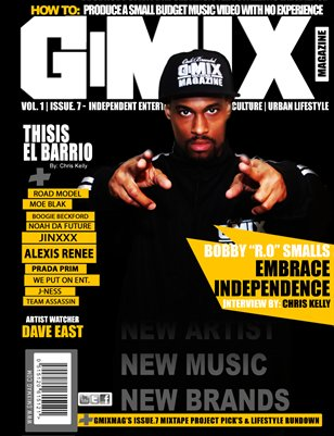 G.Mix Magazine Vol.1 - Issue.7