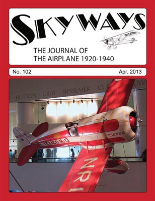 Skyways #102 - April 2013