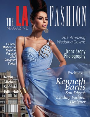The LA Fashion Magazine June 2013 issue