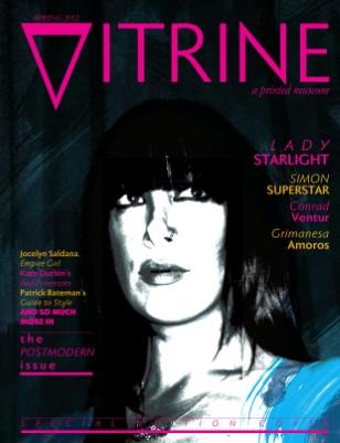 VITRINE, Spring 2012 — Special Edition