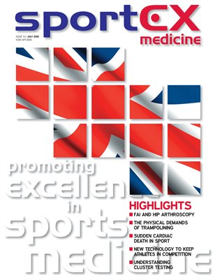 sportEX medicine: July 2012 (Issue 53)