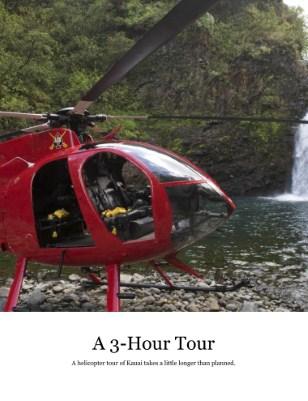 A 3-Hour Tour